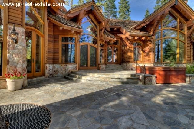 Immobilien Weltweit - Tahoe City - Luxusvilla mit 5 Schlafzimmern ...